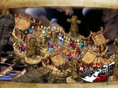 破天一剑私服,176龙年献礼 《新破天》玩家原创同人小说连载